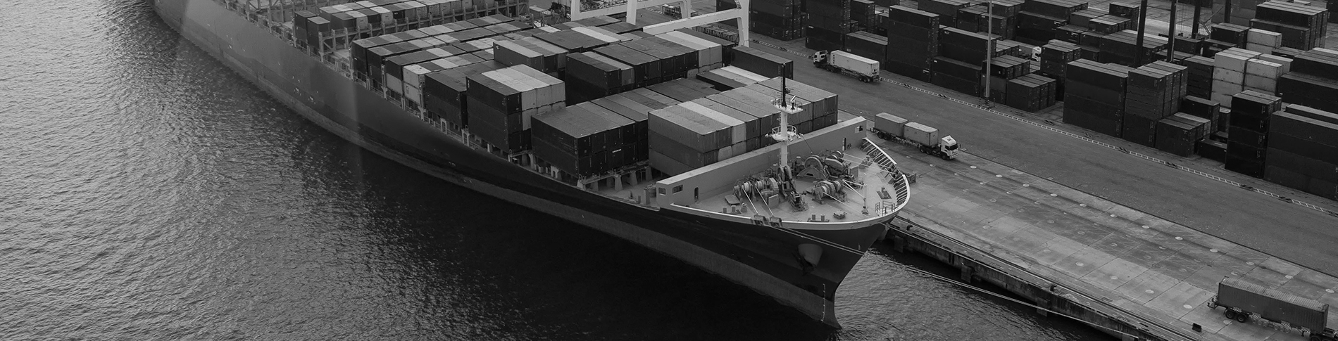 Sea Container Tracking & Monitoring solution