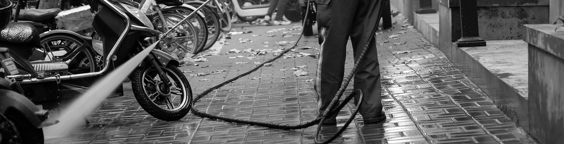 STREET CLEANERS & WASTE MANAGEMENT SOLUTION