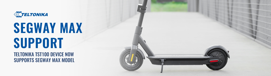 Segway max support