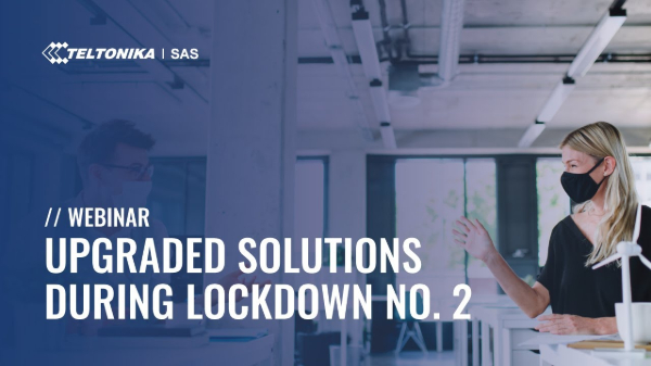 Upgraded Solutions During Lockdown No.2 Webinar